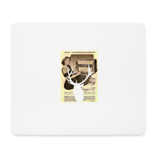 Stag - Mouse Pad (horizontal)