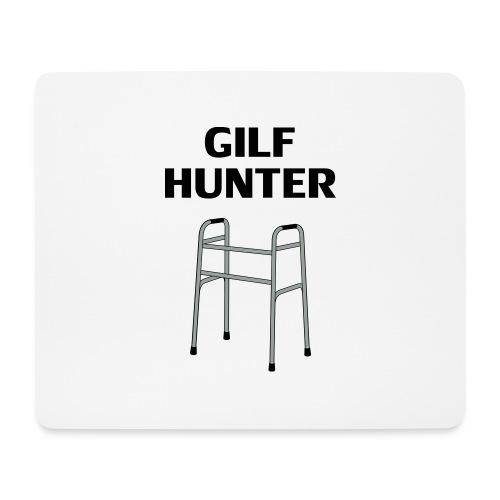 GILF Hunter - Mousepad (Querformat)