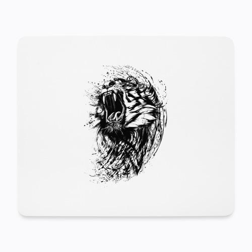 tiger bengal - Mouse Pad (horizontal)