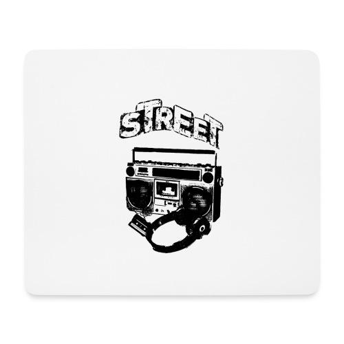 street 1 - Mousepad (bredformat)