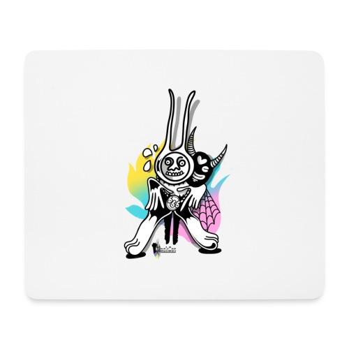 Teufel (Blackcat) - Mousepad (Querformat)