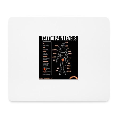 tatoo - Tapis de souris (format paysage)