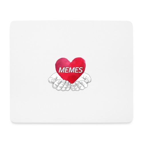 Love Memes - Mouse Pad (horizontal)