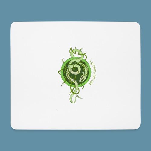 Jormungand logo png - Tappetino per mouse (orizzontale)