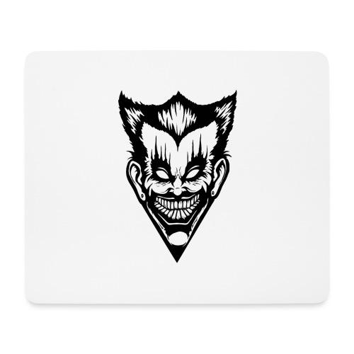 Horror Face - Mousepad (Querformat)