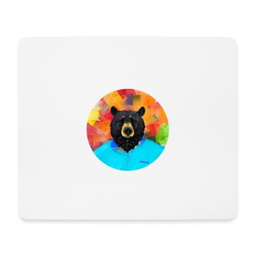 Bear Necessities - Mouse Pad (horizontal)
