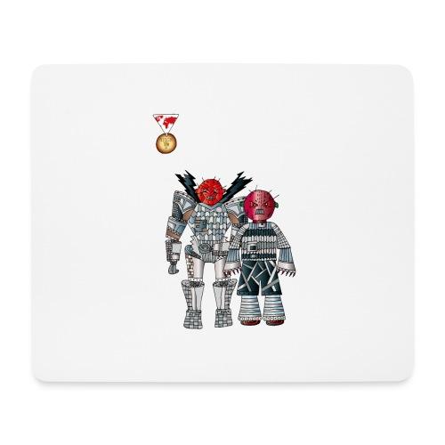 Trashcans - Mousepad (Querformat)