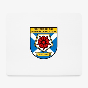 Montrose FC Supporters Club - Mouse Pad (horizontal)