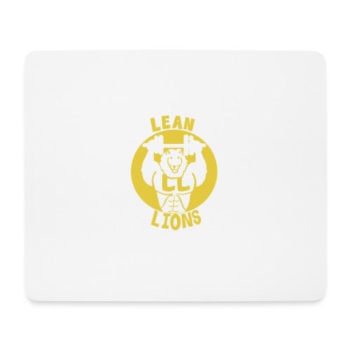 Lean Lions Merch - Mouse Pad (horizontal)