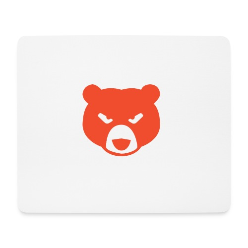 Thermal Grizzly Bear - Mousepad (Querformat)