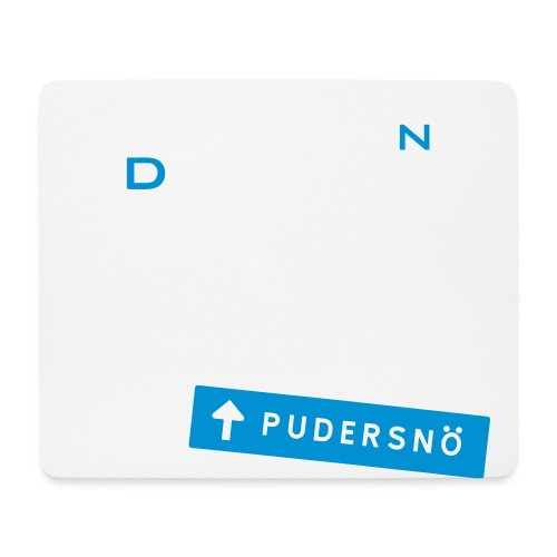 pudersn_2vari - Hiirimatto (vaakamalli)