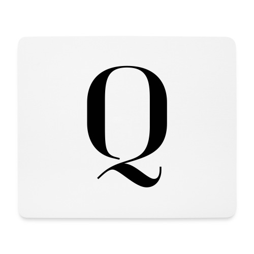 Q - Mouse Pad (horizontal)