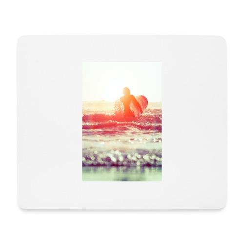 sunset surf jpg - Mouse Pad (horizontal)