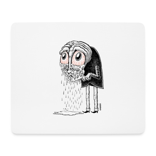 Crybaby 1 - Mouse Pad (horizontal)
