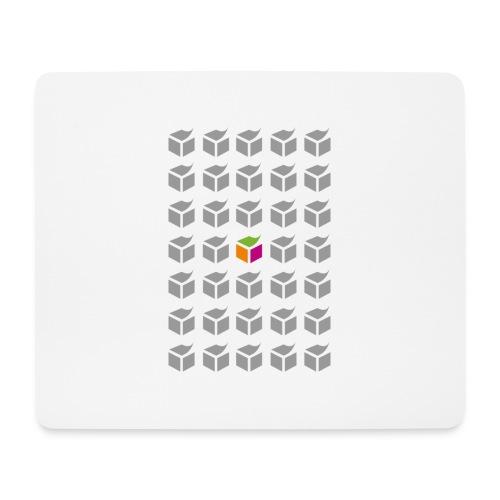 grid semantic web - Mouse Pad (horizontal)