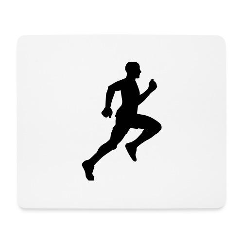 Läufer big running man - Mousepad (Querformat)