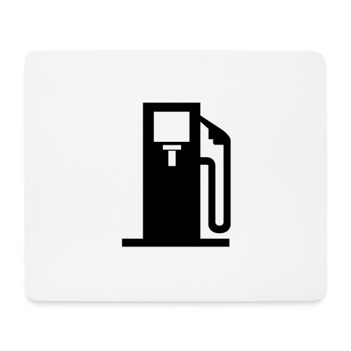 T pump - Mouse Pad (horizontal)