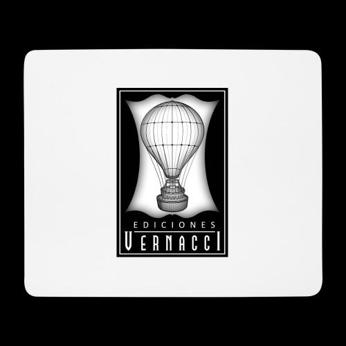 logotipo de ediciones Vernacci - Alfombrilla de ratón (horizontal)
