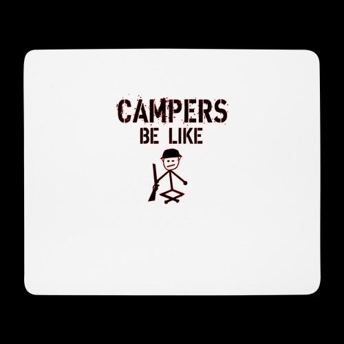 Camper Gaming - Mousepad (Querformat)
