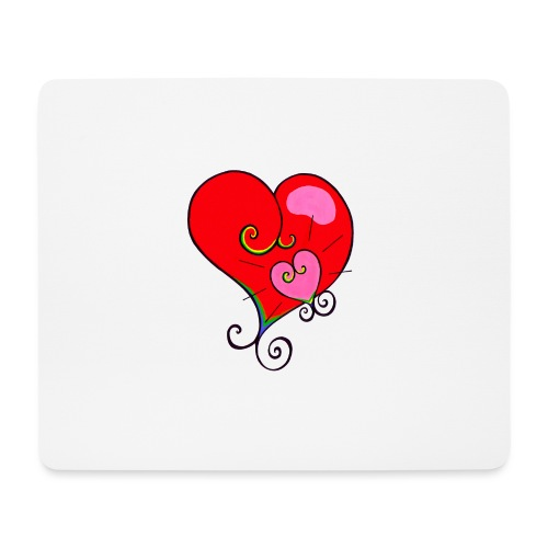 Magic Mother & Magic Child - Mouse Pad (horizontal)