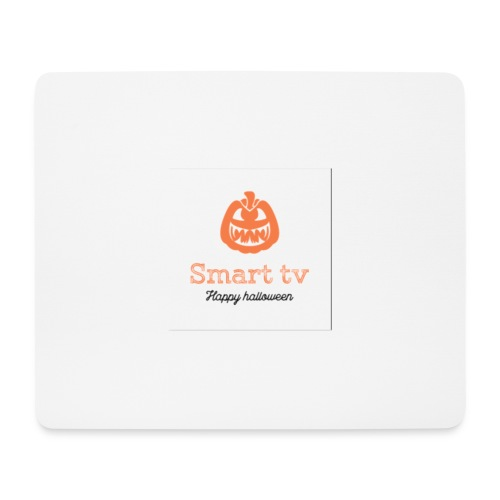 Smart TV Limited Edition Happy Halloween Merch - Mouse Pad (horizontal)