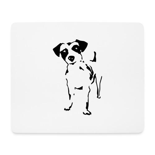 Jack Russell Terrier - Mousepad (Querformat)