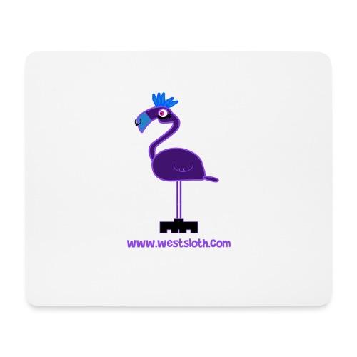 Dark Flamingo - Hiirimatto (vaakamalli)