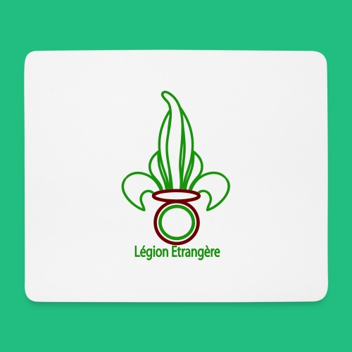 GRENADE LEGION - Tapis de souris (format paysage)