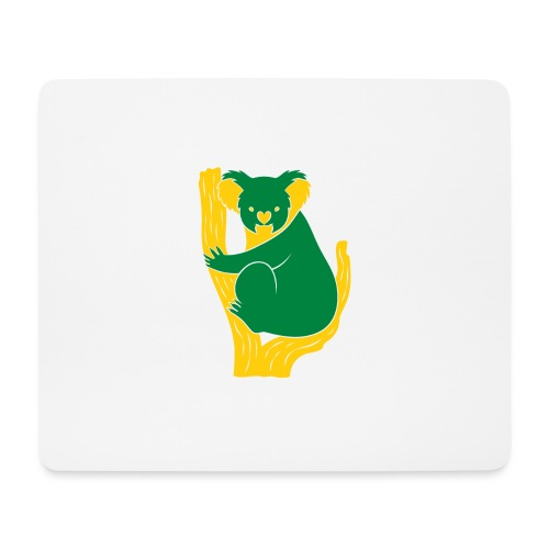 koala tree - Mouse Pad (horizontal)