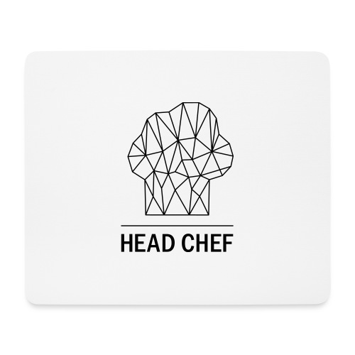 Head Chef - Mouse Pad (horizontal)
