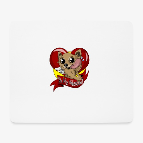 Engla Be my valentine? - Musmatta (liggande format)