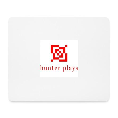 hunter plays - Mouse Pad (horizontal)