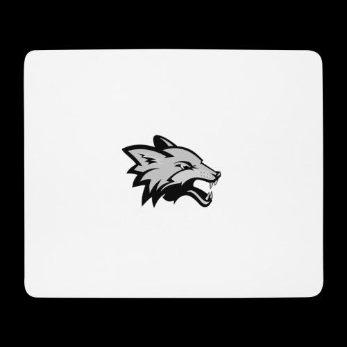 BlackFox | Fox - Tappetino per mouse (orizzontale)