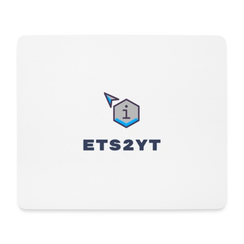 Ets2YT - Mouse Pad (horizontal)