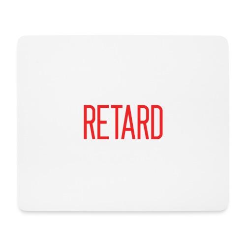 Retard Klær - Musematte (liggende format)