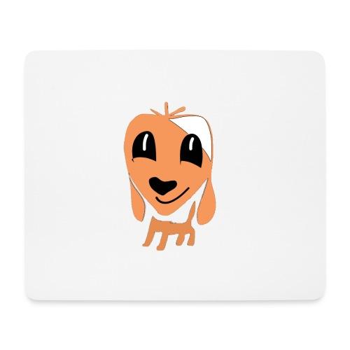 Hundefreund - Mouse Pad (horizontal)