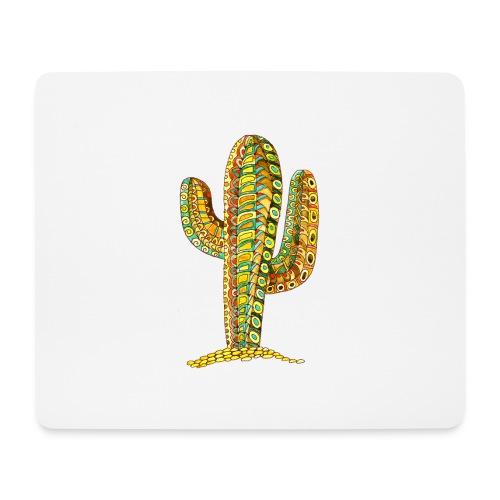 Le cactus - Tapis de souris (format paysage)