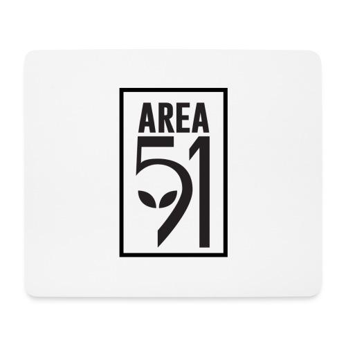 Area 51 raid + - Tapis de souris (format paysage)