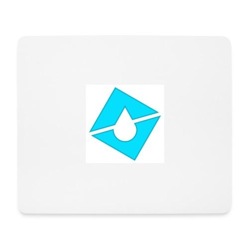 Aqua Network Logo - Mouse Pad (horizontal)
