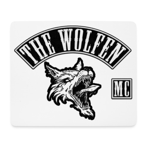 TWMC No Bottom Rocker - Mouse Pad (horizontal)