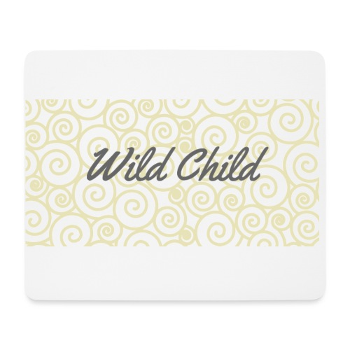 Wild Child 1 - Mouse Pad (horizontal)