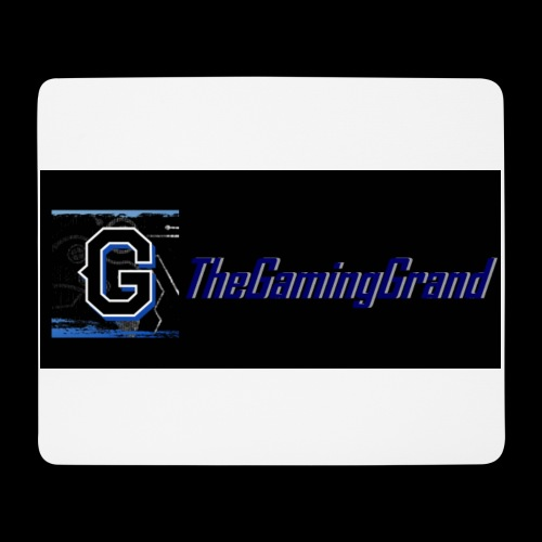 grand picture for black - Mouse Pad (horizontal)
