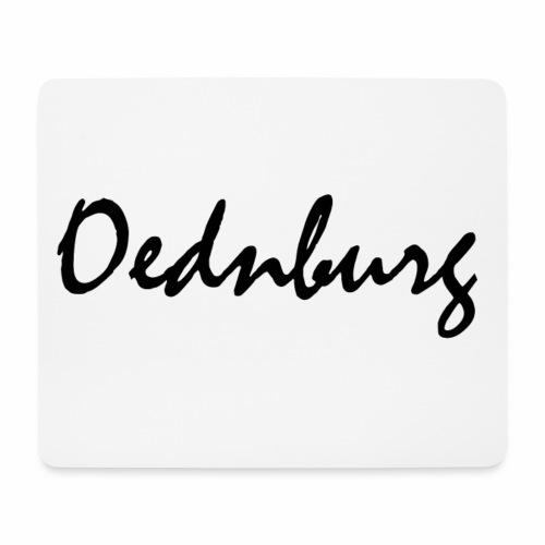 Oednburg Zwart - Muismatje (landscape)