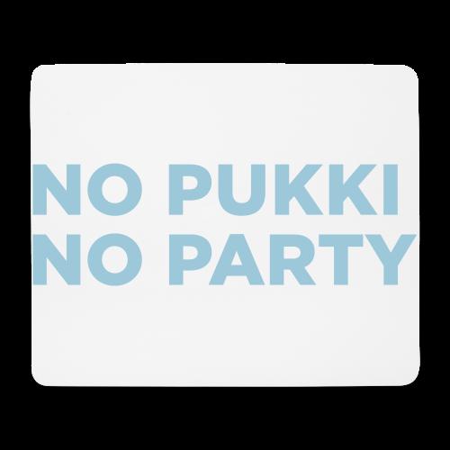 No Pukki, no party - Hiirimatto (vaakamalli)