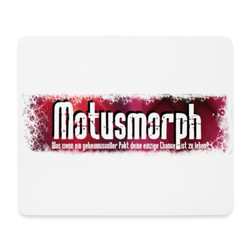 motus-spread-merch-2 - Mousepad (Querformat)