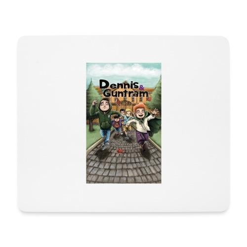 DuG-Band1-Kurztitel - Mousepad (Querformat)
