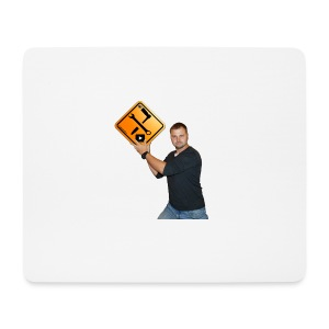 Mark mit M1Molter - Logo - Mousepad (Querformat)