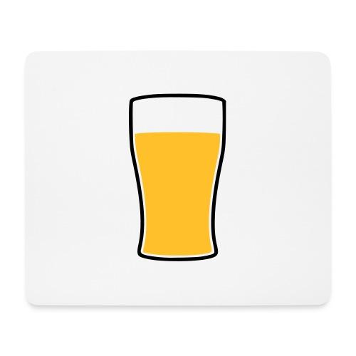 Bier! - Mousepad (Querformat)