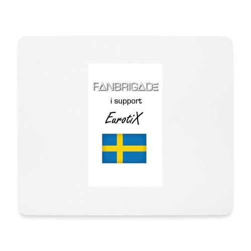 Fanbrigade - Mousepad (bredformat)