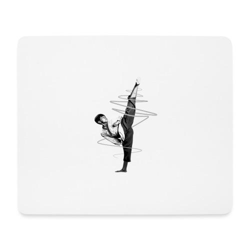 Taekwondo nouveau design Kick Korea - Tapis de souris (format paysage)